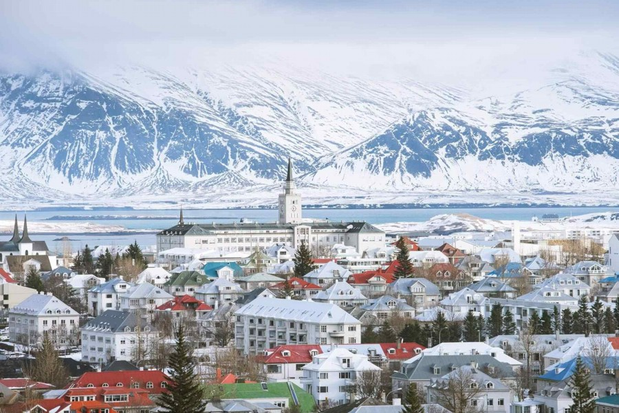 Iceland - The Secret Offshore Residency Haven